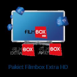 Pakiet Filmbox Extra HD - kino na wysokim poziomie