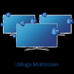 Multiroom to cyfrowa telewizja kablowa nawet na trzech odbiornikach