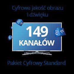 Pakiet Cyfrowy Standard